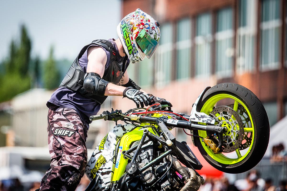 Czech Stunt Day 2016