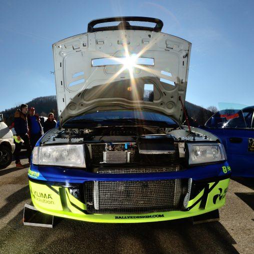 GPD rally cup Kopřivnice