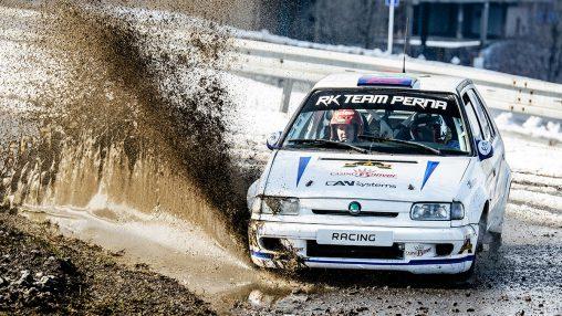 GPD rally cup Kopřivnice 2016