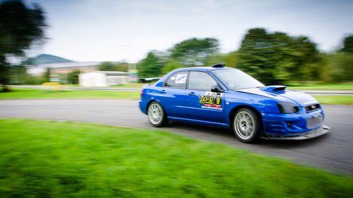 GPD rally cup Kopřivnice V. 2016