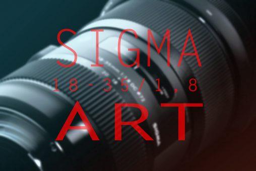 Sigma 18-35mm ART