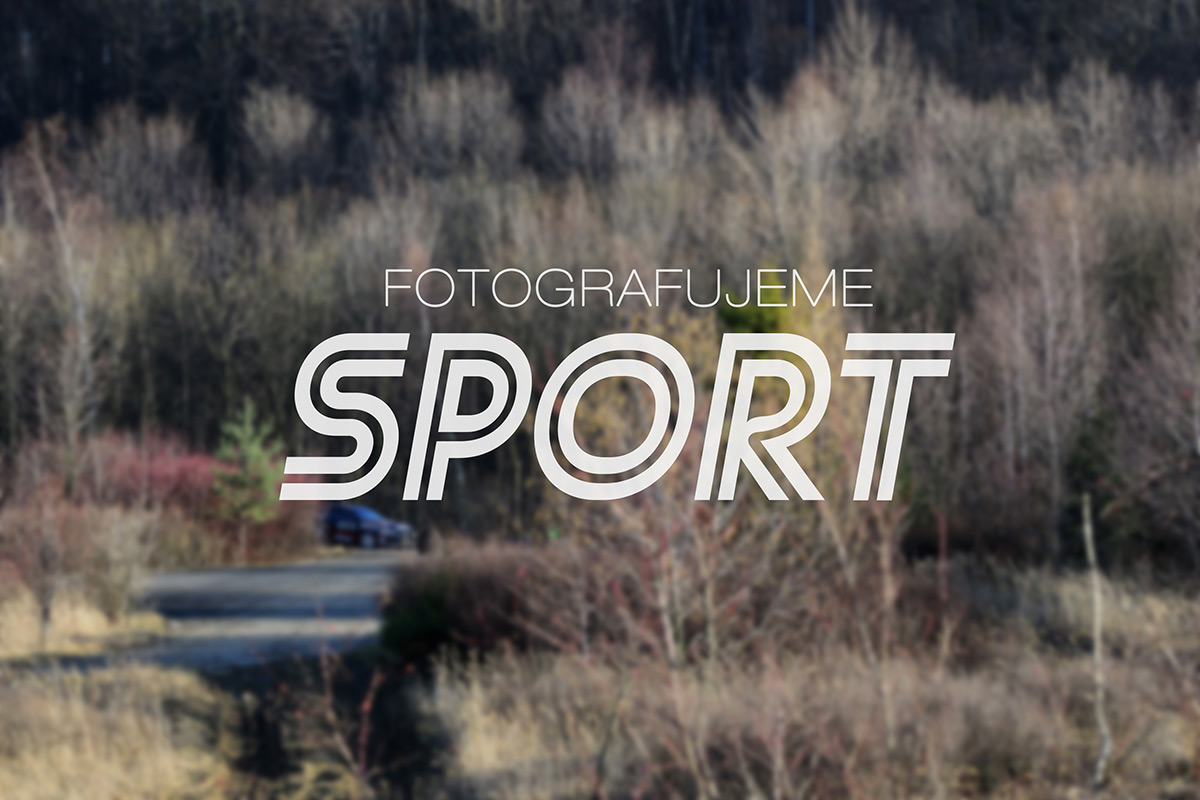 fotografujeme sport - miniatury