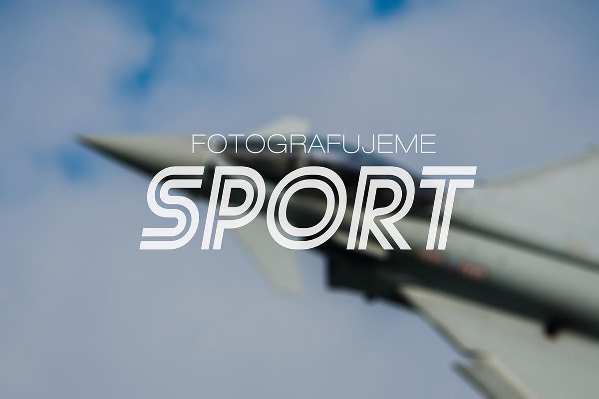 fotografujeme sport - dlouhá ohniska