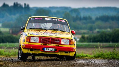 Českomoravský pohár rally Kroměříž