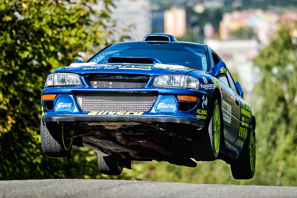 TRAIVA rally cup Kopřivnice 2019