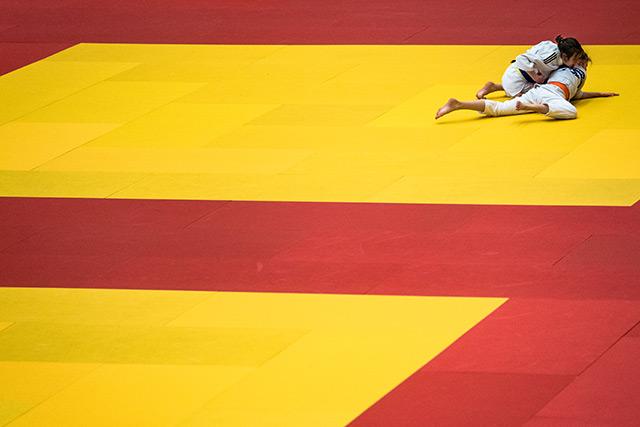 Fotografujeme sport - kompozice