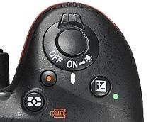 Nikon D750 - konfigurace horních tlačítek