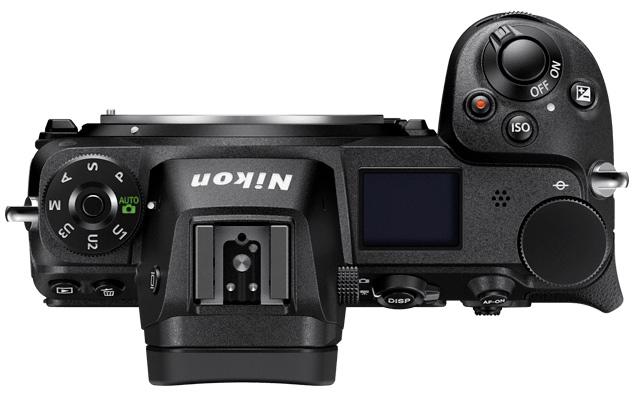 Nikon Z6 - předsazení hledáčku