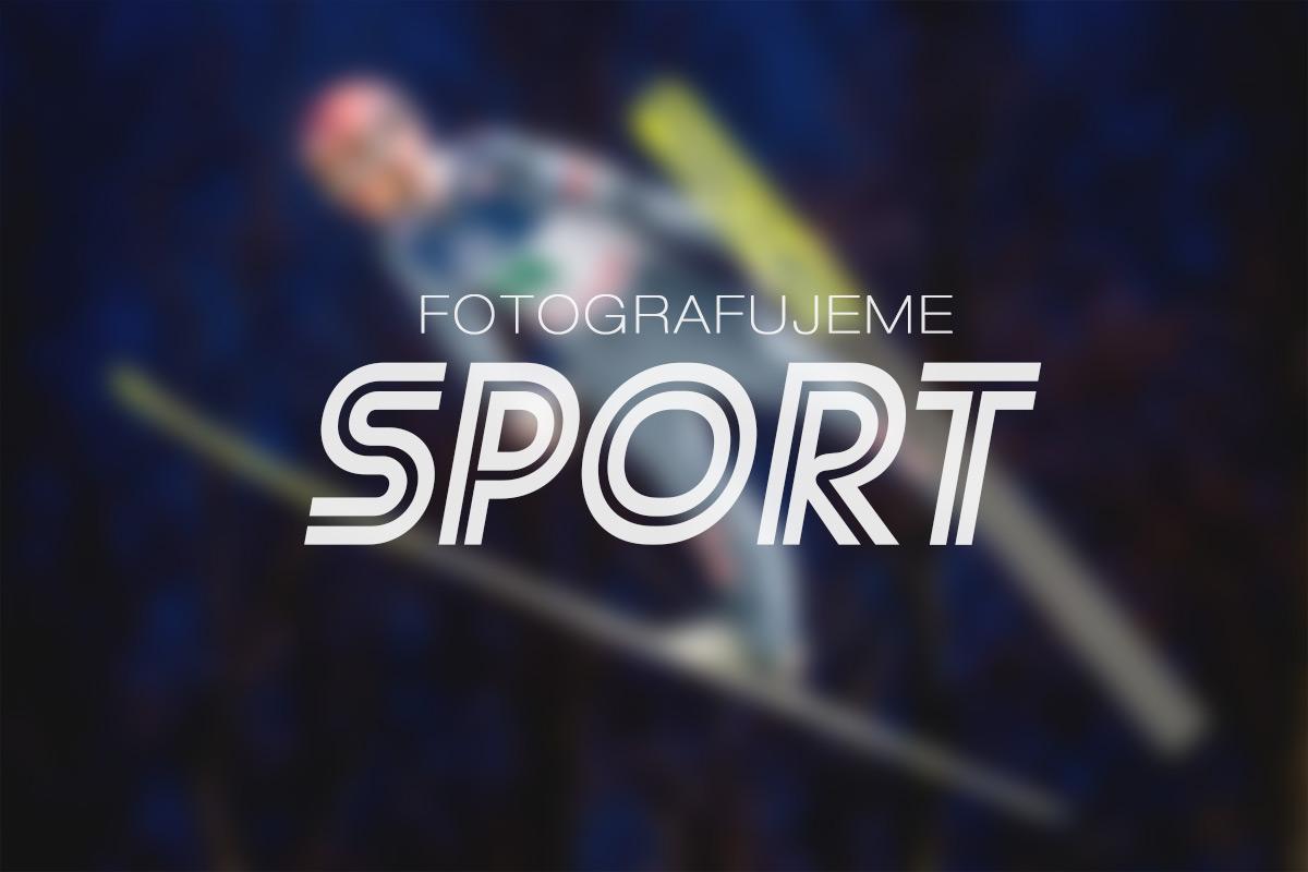 Jak fotografovat sport externím bleskem