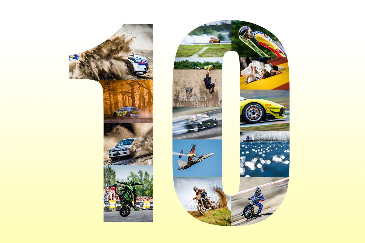 10 let s Nikonem