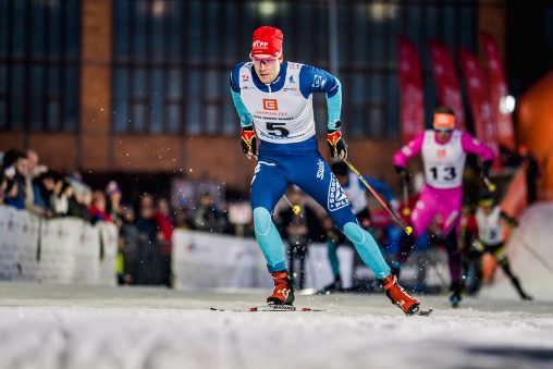 City cross sprint Ostrava 2020