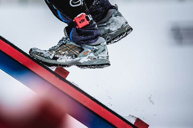 Fotografujeme sport - detaily