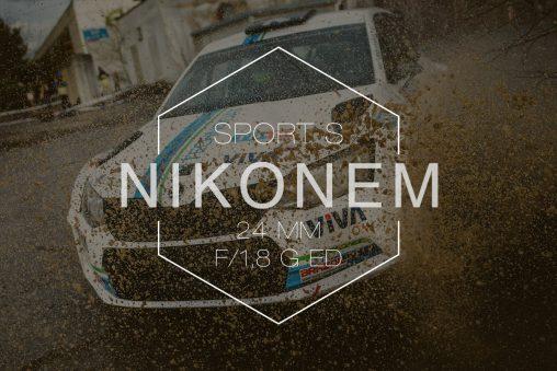 Sport s Nikonem 24mm f/1,8 G ED