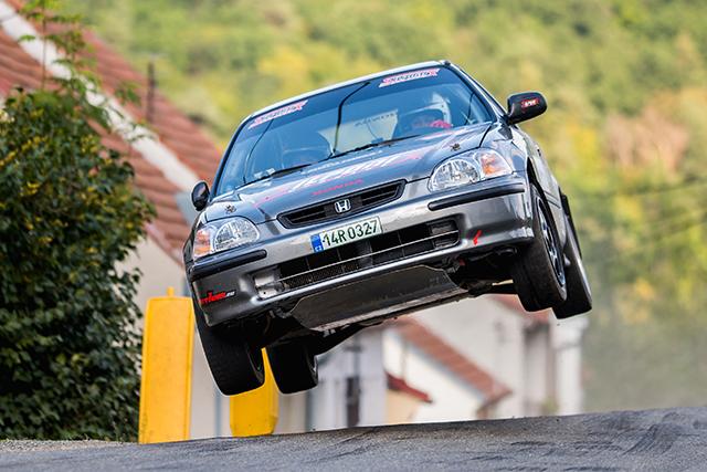 Rally bezzrcadlovkou Nikon Z6