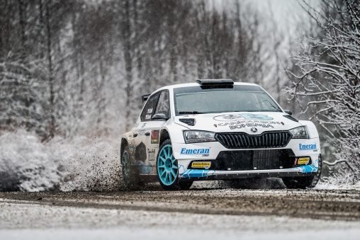 TRAIVA rally cup