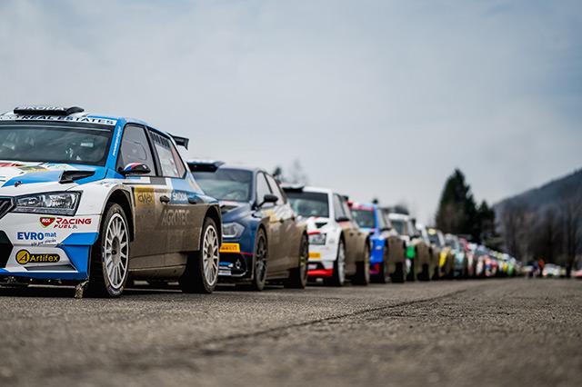 Čím jsem fotil Valašskou rally 2021