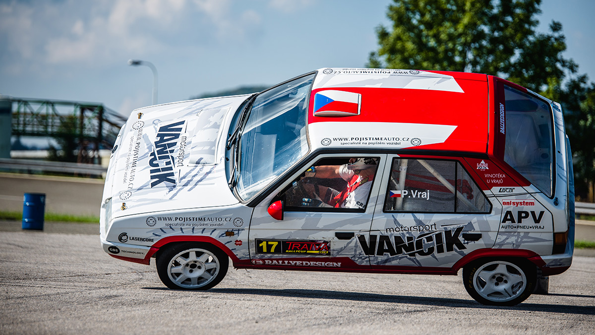 TRAIVA rally cup 2018