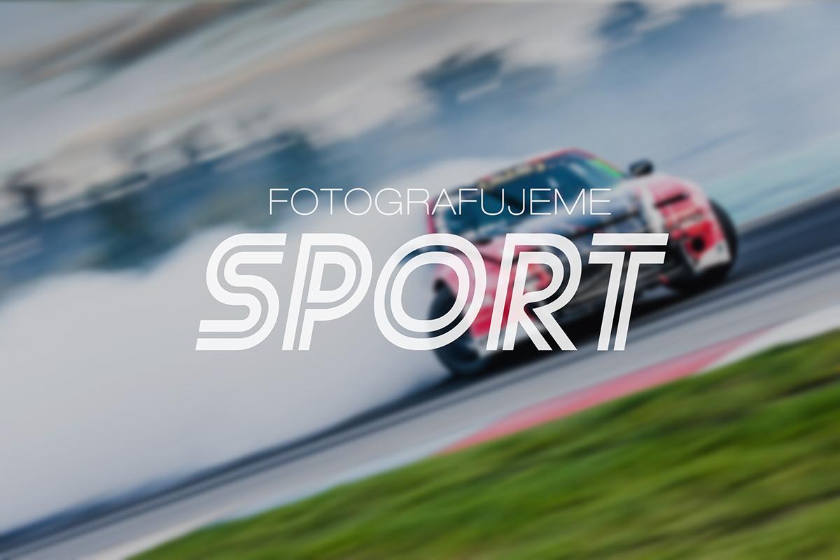 Fotografujeme sport - dynamický panning