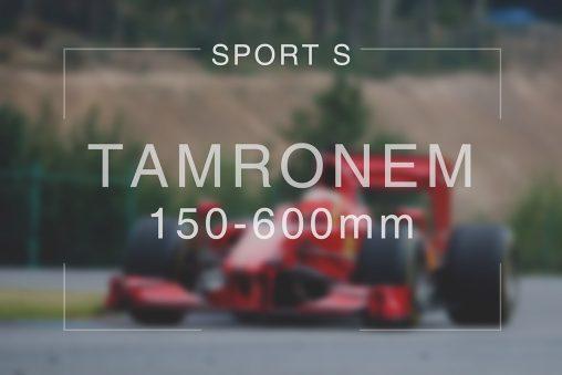Sport s Tamronem 150-600mm