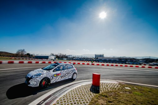 Traiva rally cup Třinec 2019 - Steel ring