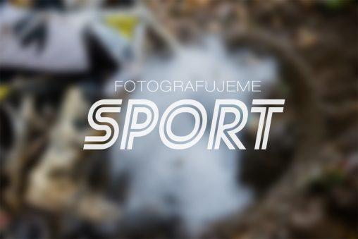 Fotografování sportu