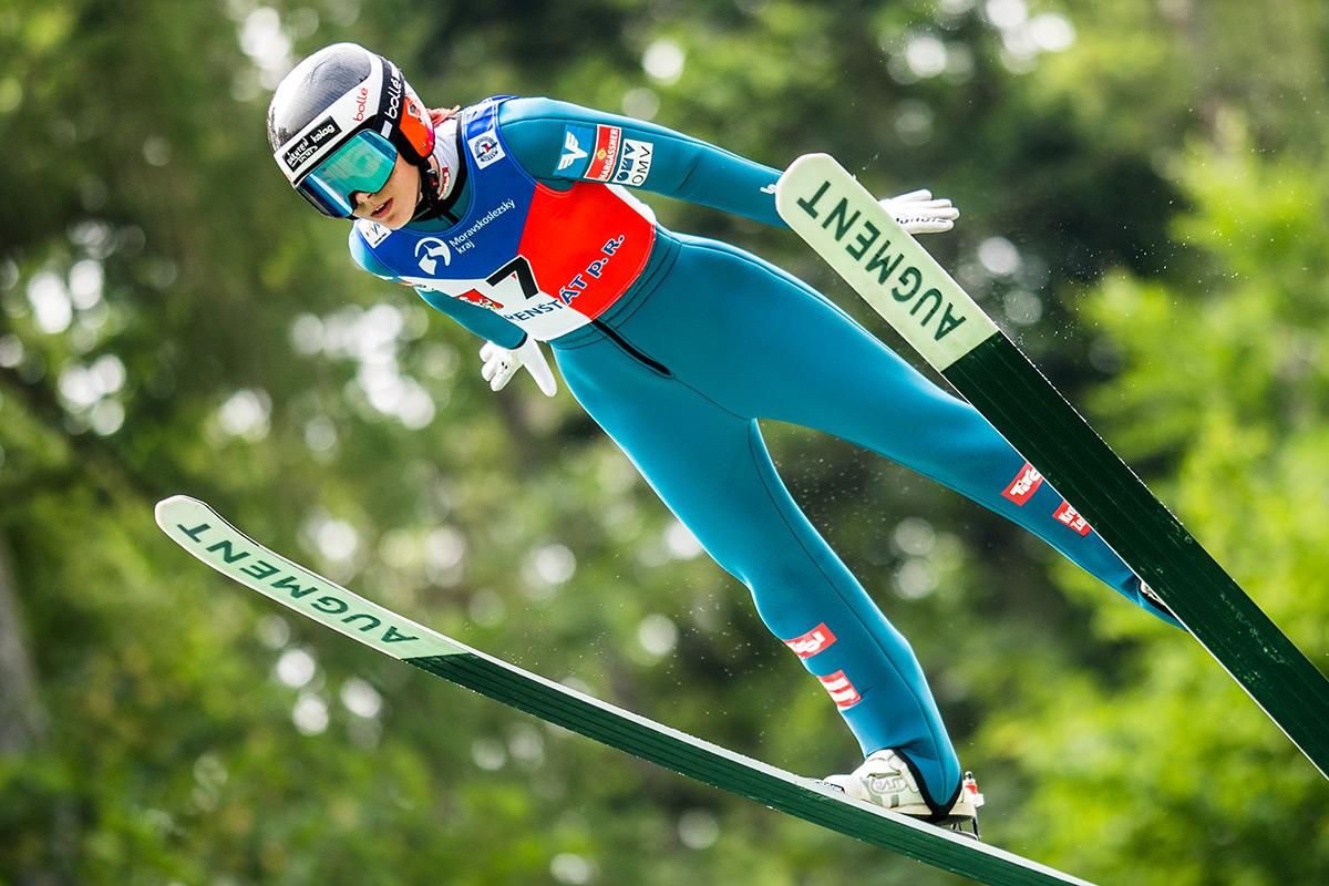 SP ve skocích na lyžích - Frenštát pod Radhoštěm 2020