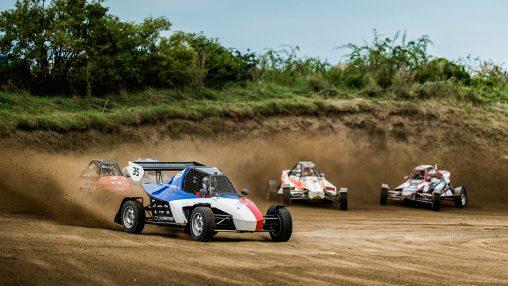 ME autocrossu v Přerově 2021