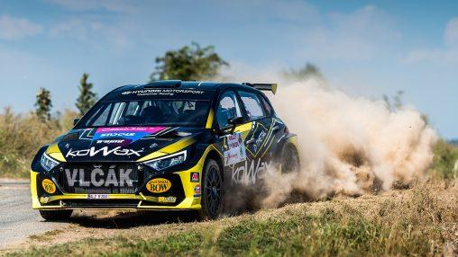 Rally Vyškov 2021